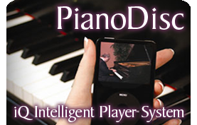 PianoDisc iQ Intelligent Player System